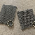 Everlasting Chainmaille Pot Scourers