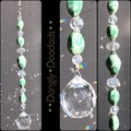 BLUE/GREEN/PINK Straight Suncatchers (6x available)
