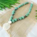 Tropical Boho Style Necklace
