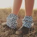 Sock Savers + Protectors | STEEL BLUE