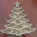 3D Christmas Tree - 290mm wide x 290mm tall.