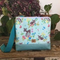 Girls Crossbody Bag - Deers