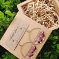 Sakura Blossom Resin Earrings