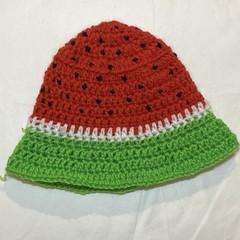 Watermelon Baby bucket hat
