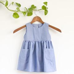 Handmade Toddler Dress Size 2