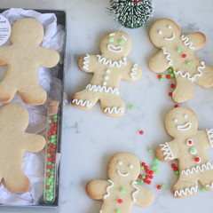 NOT SO GINGERBREAD MEN