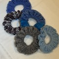 5 pack of scrunchies