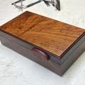 Jewellery | Keepsake | Valet | Wood Box In Burdekin Plum And Red Cedar