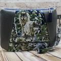 Wolf Pack  Zip Pouch/Clutch