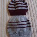 *Special * 2 beanies: (3-5yrs): Washable, unisex, soft