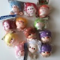 12 Medium  Doll Heads and Hands - Bundle No. 1