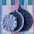 3x Pack | Grey Scrubbie Combo | POSTAGE INCLUDED