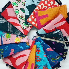 Colourful Clutches - Create your own !