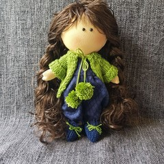 Treehouse Doll- Zara