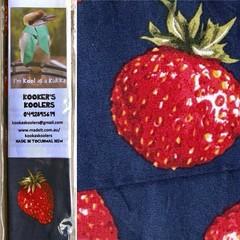KOOKA'S KOOLERS - strawberry design