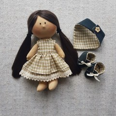 Treehouse Doll- Hannah