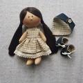 Treehouse Doll- Hannah