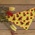 Tasmanian Devil CHRISTMAS Pet Bandanas
