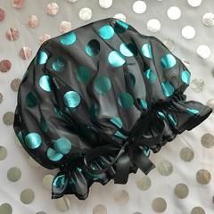 Showercap Blue Bubbles