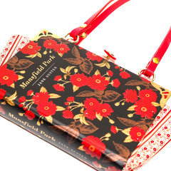 Manfield Park Novel Bag - Jane Austen - Bag made from a book