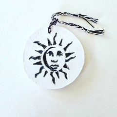 Wall Art - Medieval Sun Disc