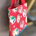 Kids/Tweens Christmas Carry Bag - Handbag - Carry all