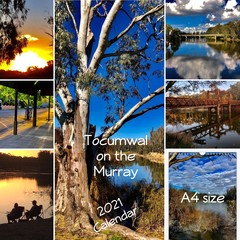 Tocumwal on the Murray 2021 Calendar