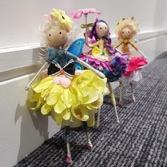 Fairy, Elf dolls