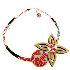 Kimono Neckwire