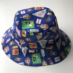 Aussie snacks bucket hat
