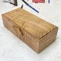 Keepsake | Jewellery | Wood Box In Tasmanian Musk