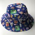 Aussie snacks bucket hat