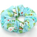 Christmas Collection - Christmas Scrunchies - mixed colours