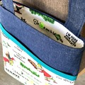Kids/Tweens Christmas Gifts - Shoulder Bag - The Grinch