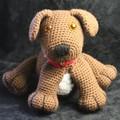 Softie Staffie Puppy Dog