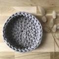 Crochet baskets | MULTIPLE SIZES | BISCUIT