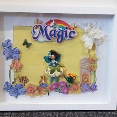 Fairy, Elf dolls and Night Garden Light Frames