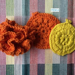 VARIOUS | Crochet Bathroom Combo | Scrubbies+ | Cotton