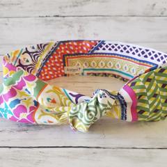 Tie Up Head Band / Hair Scarf  / Scarves / Knot Headband / Bandana