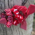 Scrunchie and hair band gift pack