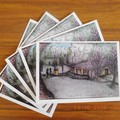 Queens Park greeting card pack x 5