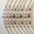 Swarovski Pearl Earring & Necklace Set: Luxe & Luminare
