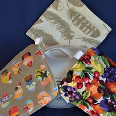 Pot Holders Various Sizes and Fun Designs