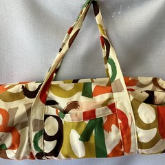 Numbers Duffel Bag