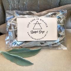 Sacred Sage Loose Leaves 10 gms