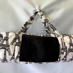 Eiffel Tower Duffel Bag