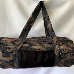 Bronze Duffel Bag