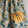 """Fabulous Floral Girl""""s Sundress"""