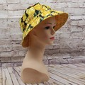 Yellow tulips Bucket Hat