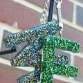 Keyring - Glitter Range